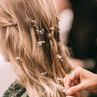 hair accessory hairstyles beach wedding hair/makeup inspo blonde hair wedding hairstyles summer beauty