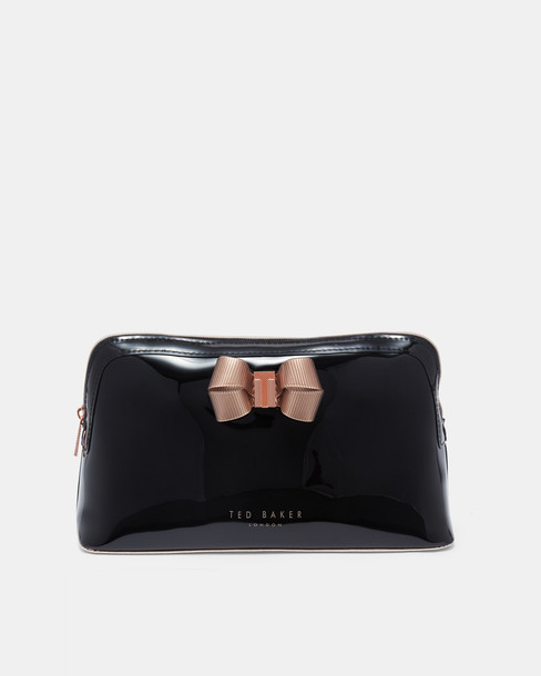 bow bag black
