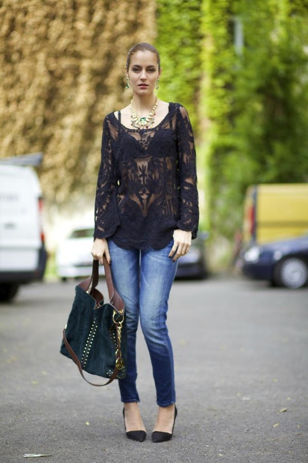 from brussels with love jeans blouse shoes bag jewels