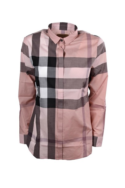 Burberry shirt pink top