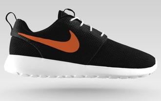 shoes free orange