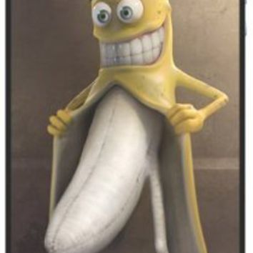 Custom Funny Banana Custom iPhone 4 or 4S Case Cover:Amazon:Cell Phones & Accessories on Wanelo