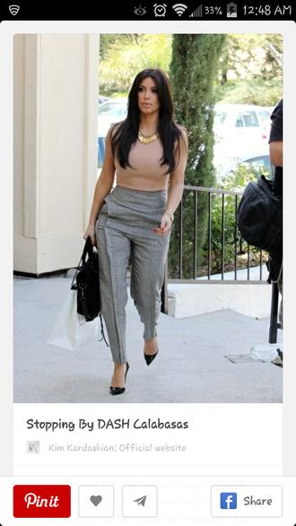 jeans kim kardashian career shirt business casual
