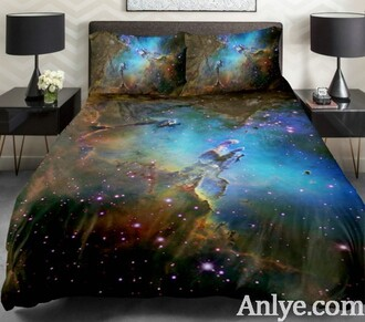 home accessory bedding anlye galaxy duvet cover galaxy print shabby chic duvet outer space