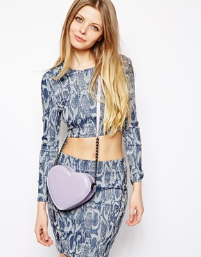 ASOS | ASOS Heart Cross Body Bag at ASOS