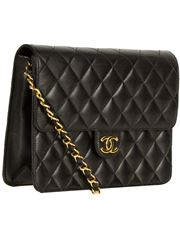 Chanel Vintage Quilted Shoulder Bag - Larizia - Farfetch.com