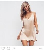 dress,gold,silk