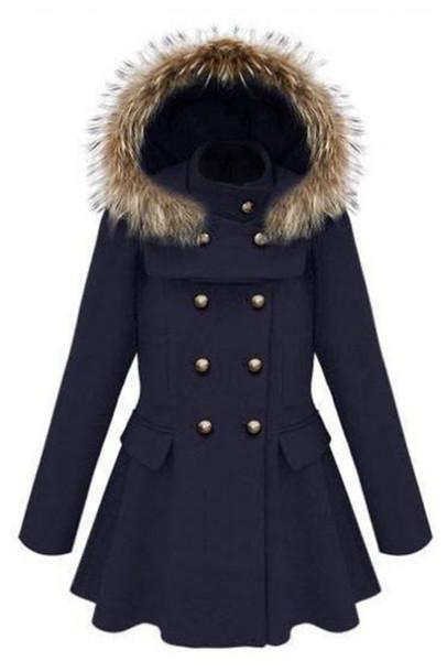 jacket, blue jacket, navy, dress, winter jacket, cute