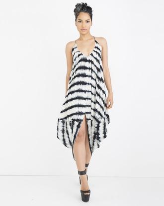 dress caftan dress tie dye tie dye dress black and white black and white dress