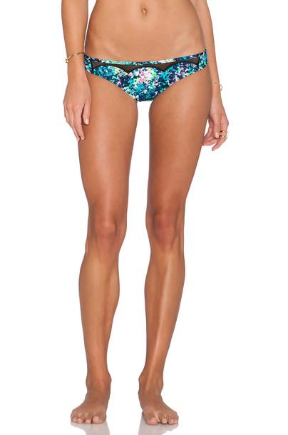 BCBGeneration bikini hipster bikini hipster blue