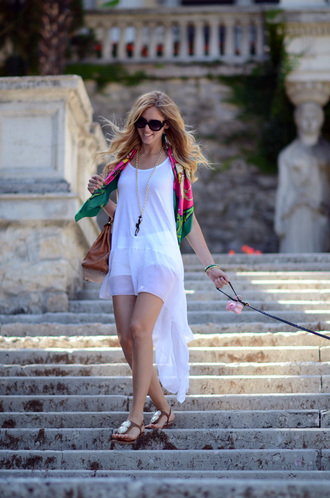 the blonde salad white dress chia