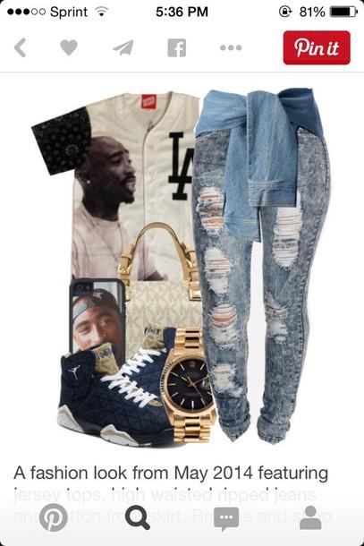 shirt shoes top tupac shirt 2pac shirt baseball tee tupac  baseball button up tupac tupac streetwear streetstyle fashion