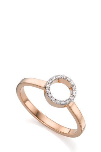 diamond ring mini ring gold jewels