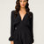 Buy Motel Jet Plunge Neck Playsuit in Black at Motel Rocks