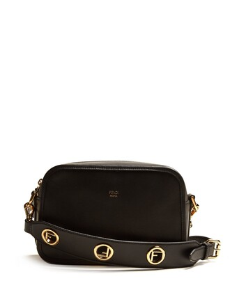 cross bag leather black