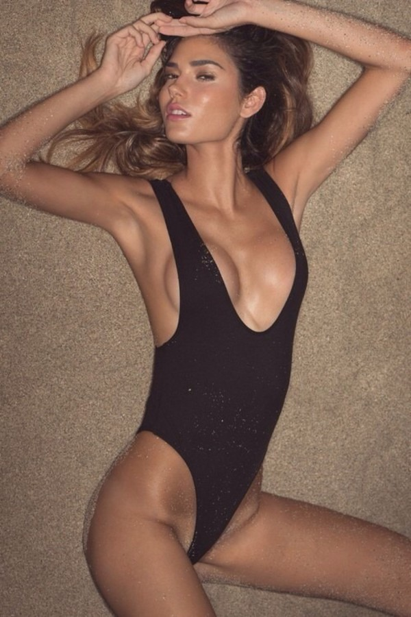 underwear swimwear black black bikini