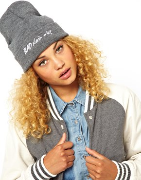 ASOS | ASOS Bad Hair Day Beanie at ASOS