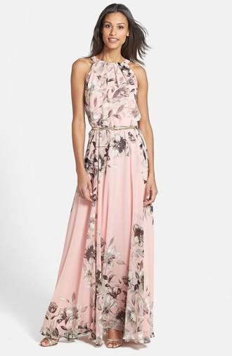 dress summer dress maxi dress print dress fashion dress