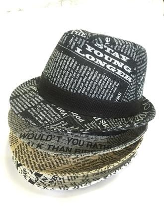 hat fedora letter fedora linen fedora tan fedora straw fedora fashion hat letter hat