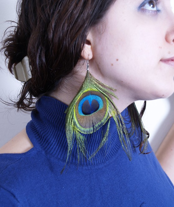 Peacock feathers by taviasanza on etsy