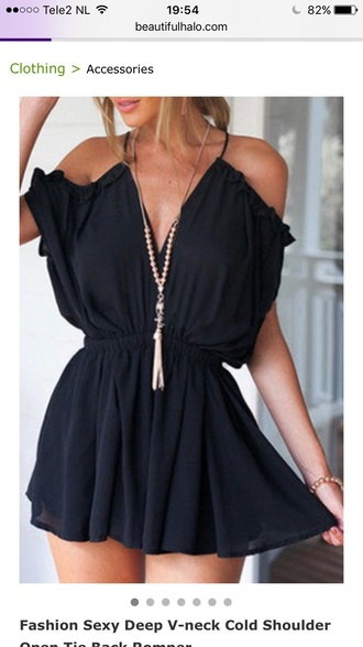 dress black dress trendy summer little black dress fashion lbd dress tan party dress beautifulhalo