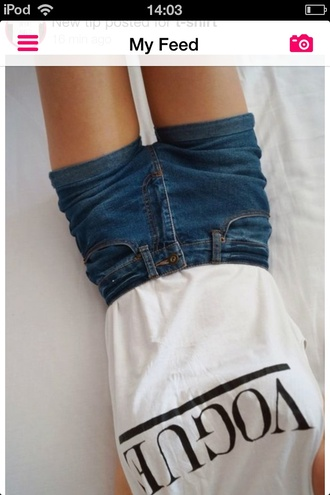 pants t-shirt vogue lovethis wanted