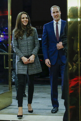coat kate middleton shoes high heels fall outfits