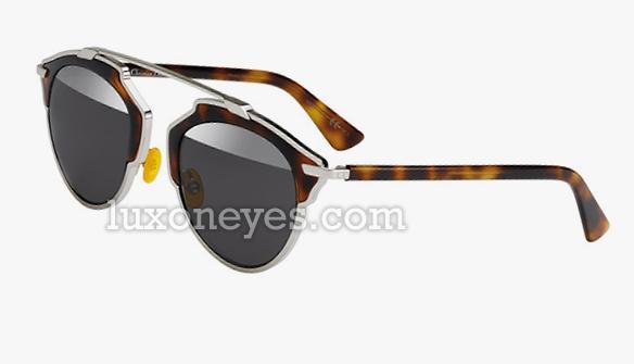 be3af25205 Christian Dior Dior So Real Sunglasses - Palladium Black smoke (48 22 140)