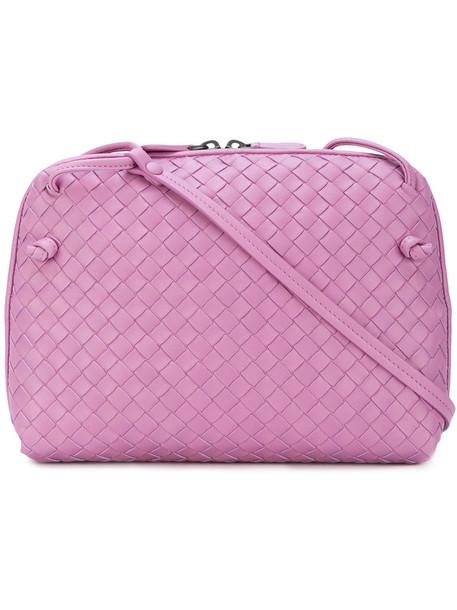 Bottega Veneta women bag purple pink