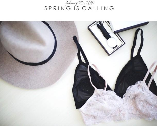 room91 blogger underwear jewels hat