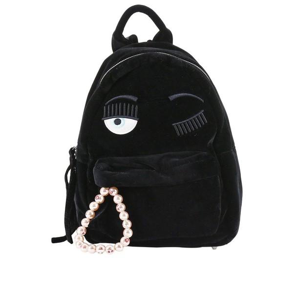 women bag backpack shoulder bag black