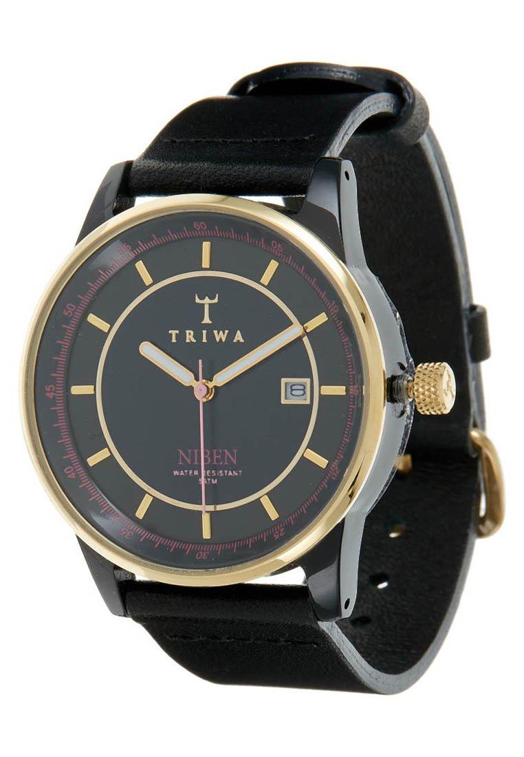Triwa MIDNIGHT NIBEN - Uhr - schwarz - Zalando.de