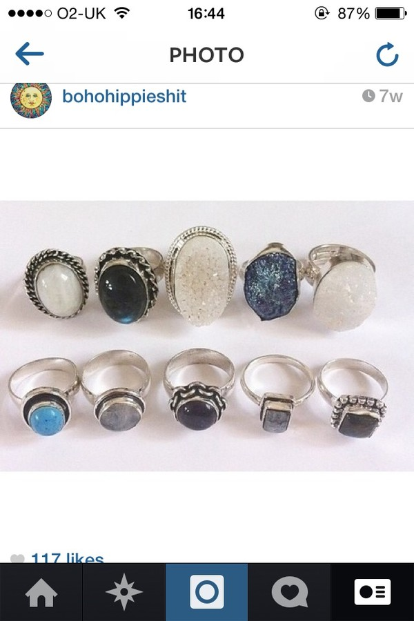 Jewels: ring, indie, tumblr, girl, boy, cool, beautiful, like, me ...