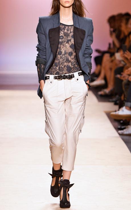 Sleekstyl: isabel marant ss'14 at moda operandi