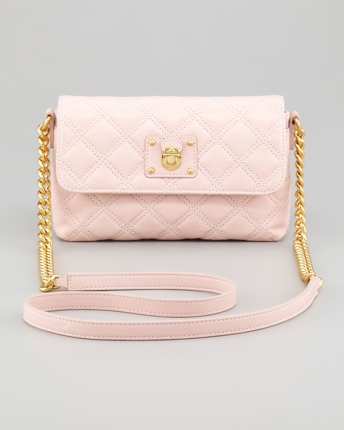 Pale Pink Crossbody Bag 36