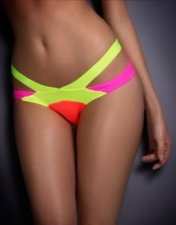 Bikinis by Agent Provocateur - Mazzy Bikini Brief