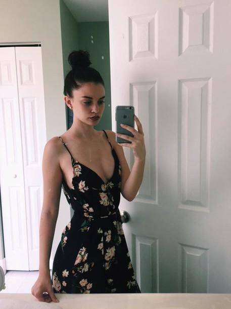 Summer V-neck Dresses