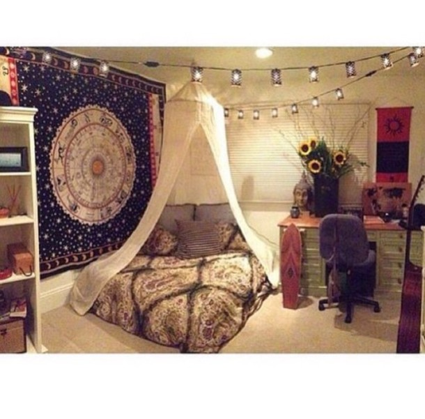. Sun and Moon tapestry  Bohemian tapestry  hippie tapestry  galaxy tapestry   hippie wall tapestry  space tapestry  wall hanging