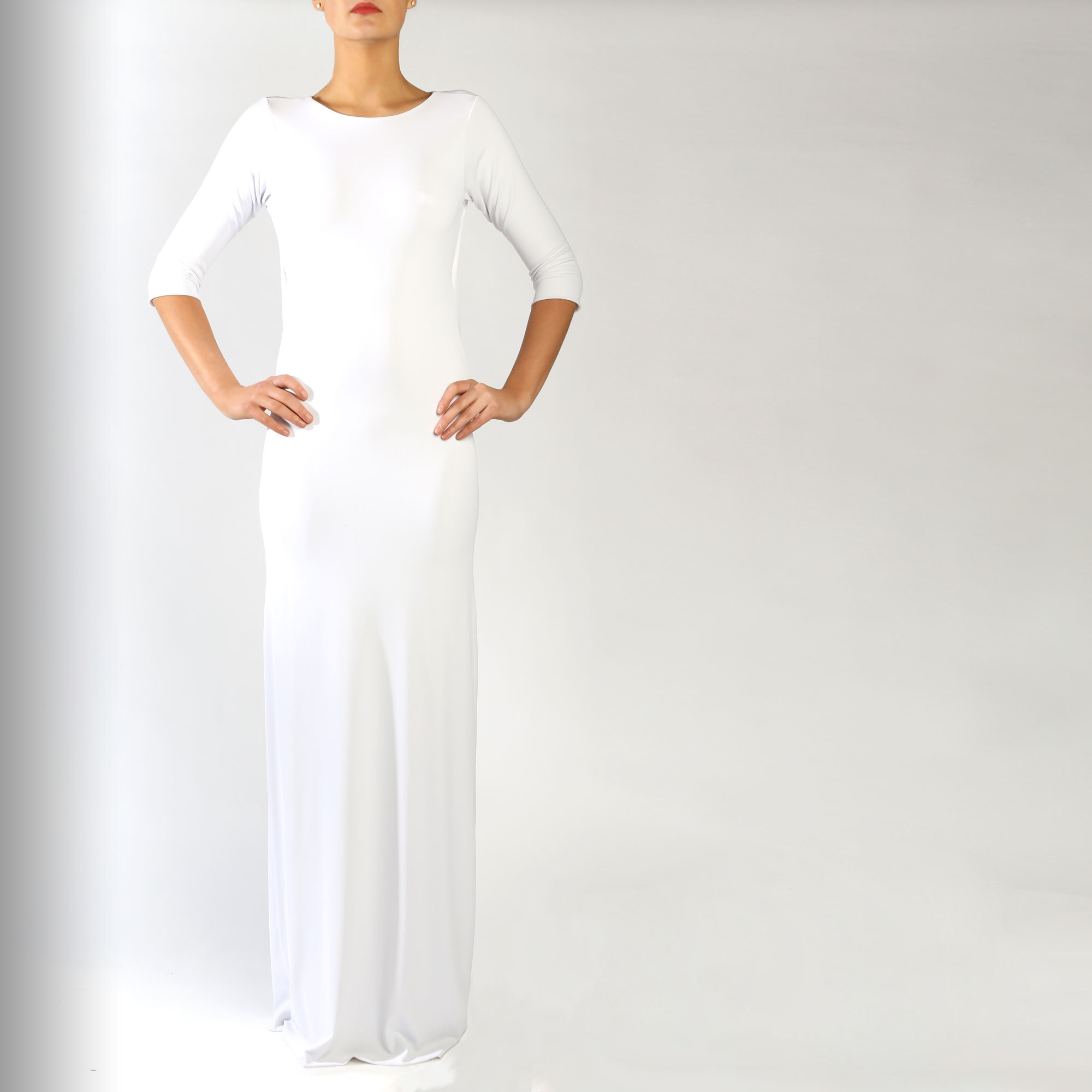 White - The Miley Maxi