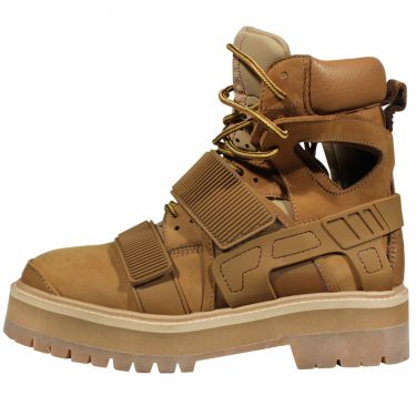 Hood By Air Hba X Forfex Avalanche Boot In Tan