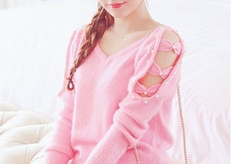 top pink bows