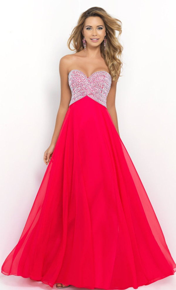red dress evening dress sweetheart dress free shipping dress chiffon evening gown prom dress