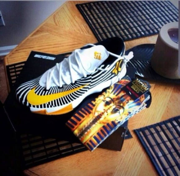 egyptian gold black shoes egypt kds kds 6 kevin durant