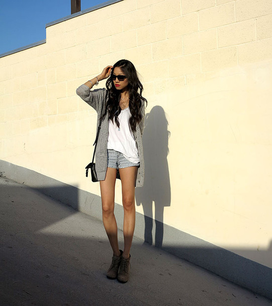 dance in my closet tank top shorts sweater shoes