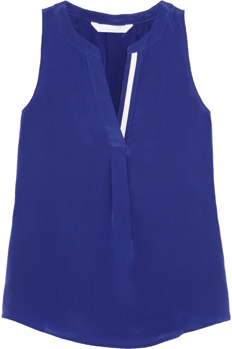 W118 by Walter Baker Madge silk top – 50% at THE OUTNET.COM