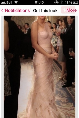 dress prom prom dress long prom dress pink dress pink pink prom dress pink long prom dress dress perfect gossip girl selena