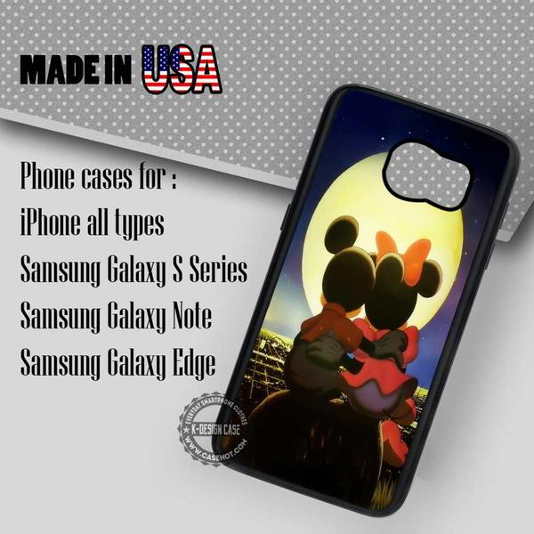Samsung S7 Case - Mickey Minnie Mouse Disney - iPhone Case #SamsungS7Case #MickeyMouse #yn