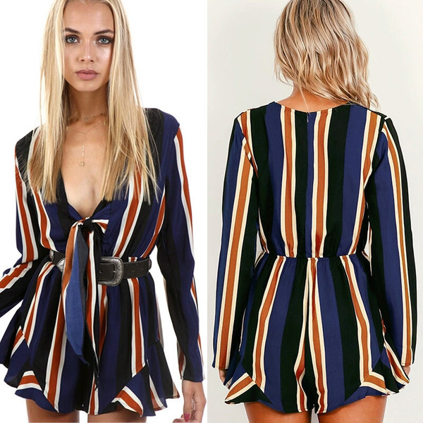 romper girl girly girly wishlist stripes multicolor