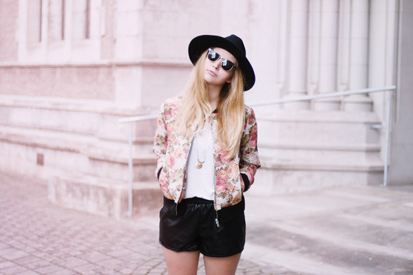 fancy pants shorts jewels jacket