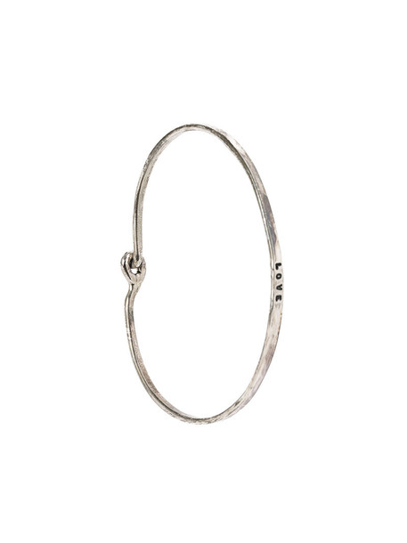 Thoraval women love silver grey metallic jewels